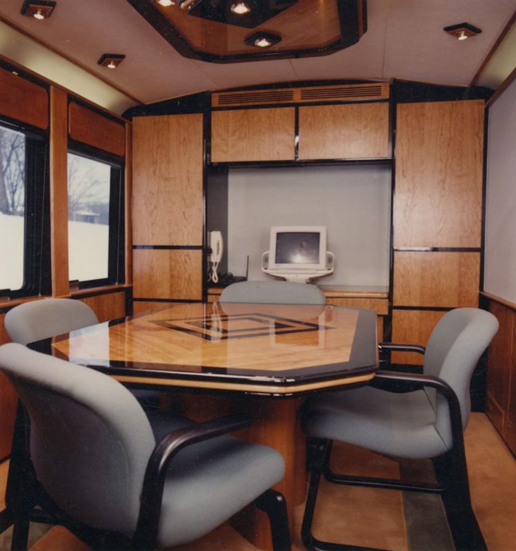 Winchester Cabinets Custom Coach Interiors