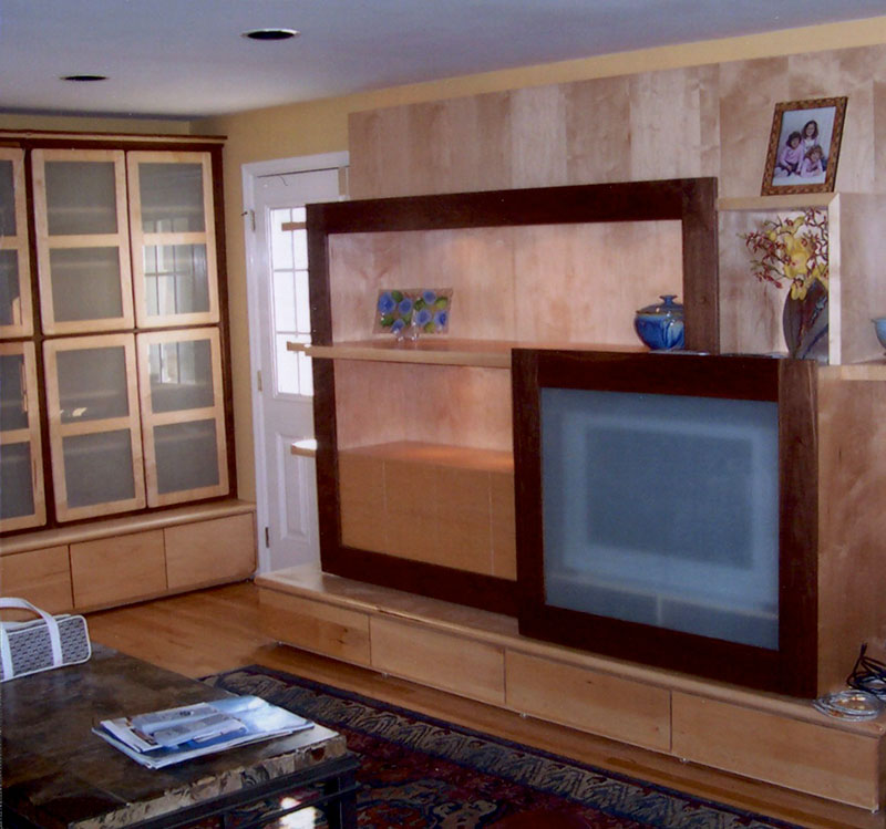 Winchester Cabinets Custom Entertainment Center