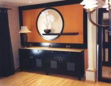 Custom Sideboards